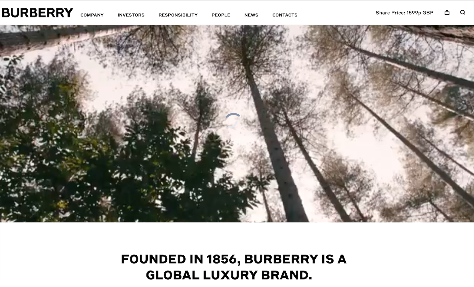 Burberry 为 IBM 实习生项目提供指导,提高时尚产品供应链的可追溯性