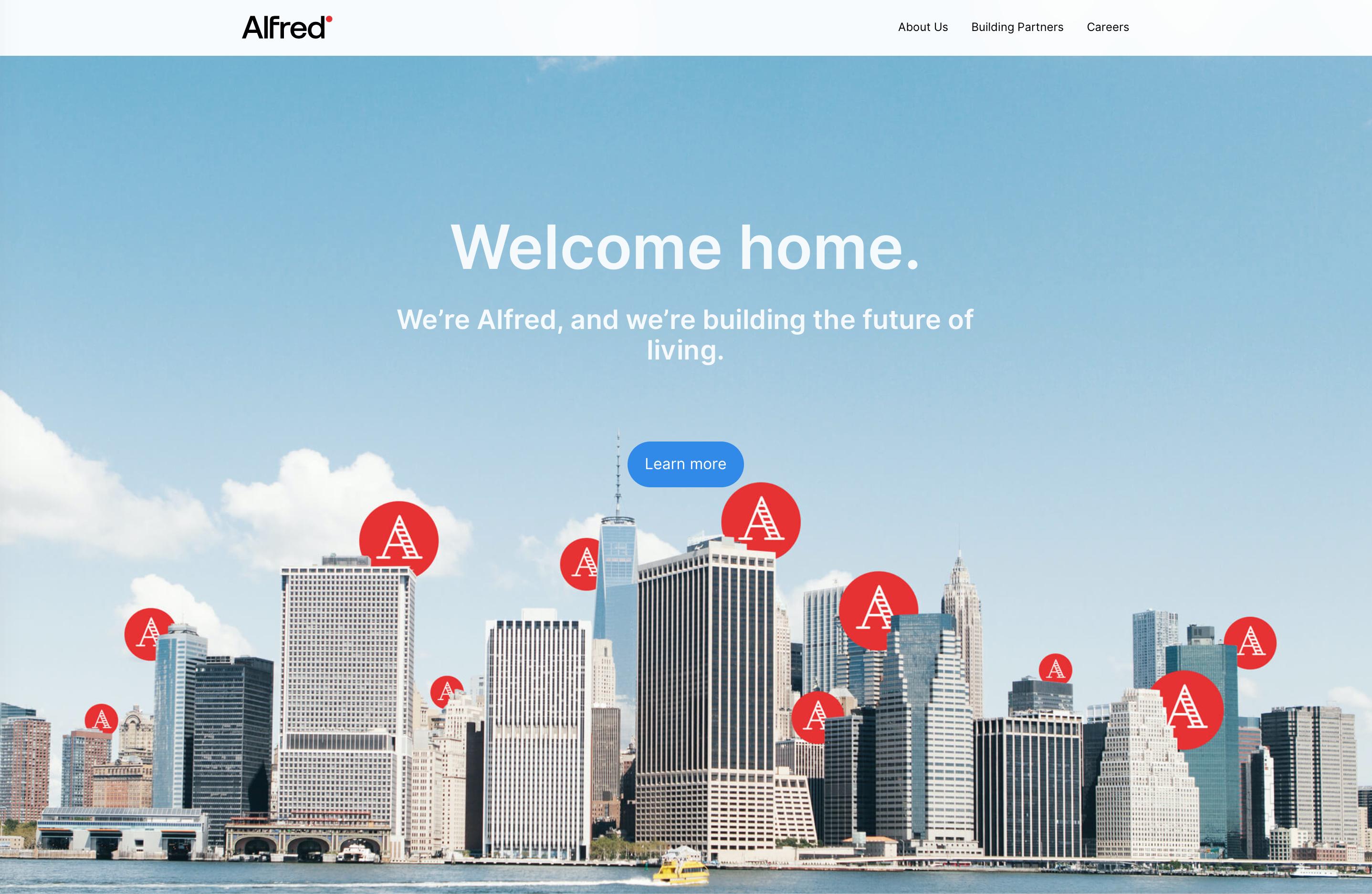 美国按需家政服务创业公司 Alfred 完成4200万美元C轮融资