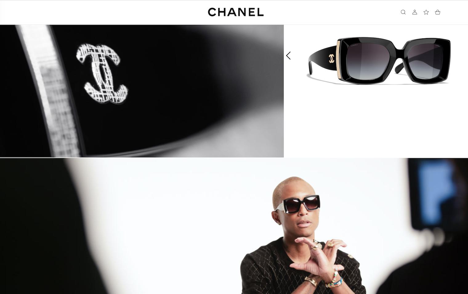 Chanel 进一步扩大官网的眼镜电商业务,开放至21个欧洲国家