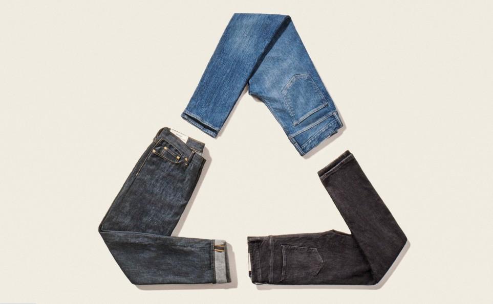 H&M与英国公益环保组织合作,尝试改变牛仔服的生产方式