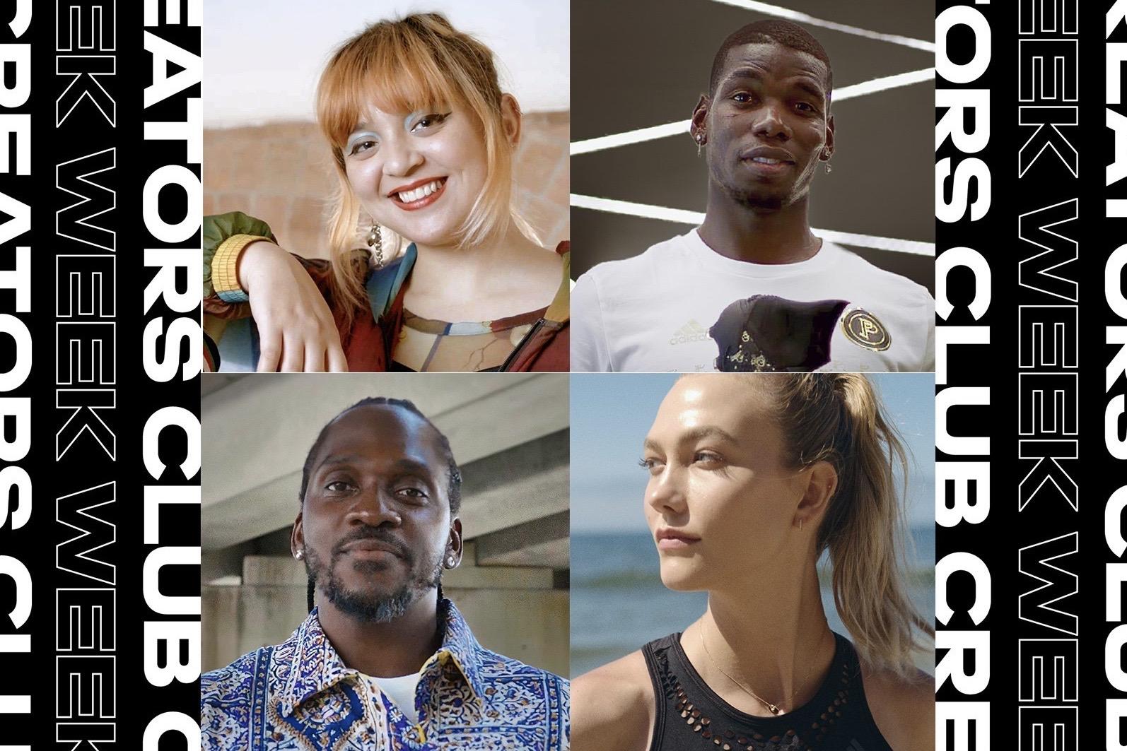 Adidas 举行为期7天数字化宣传周:推出史上最大规模限量款 drop式上新