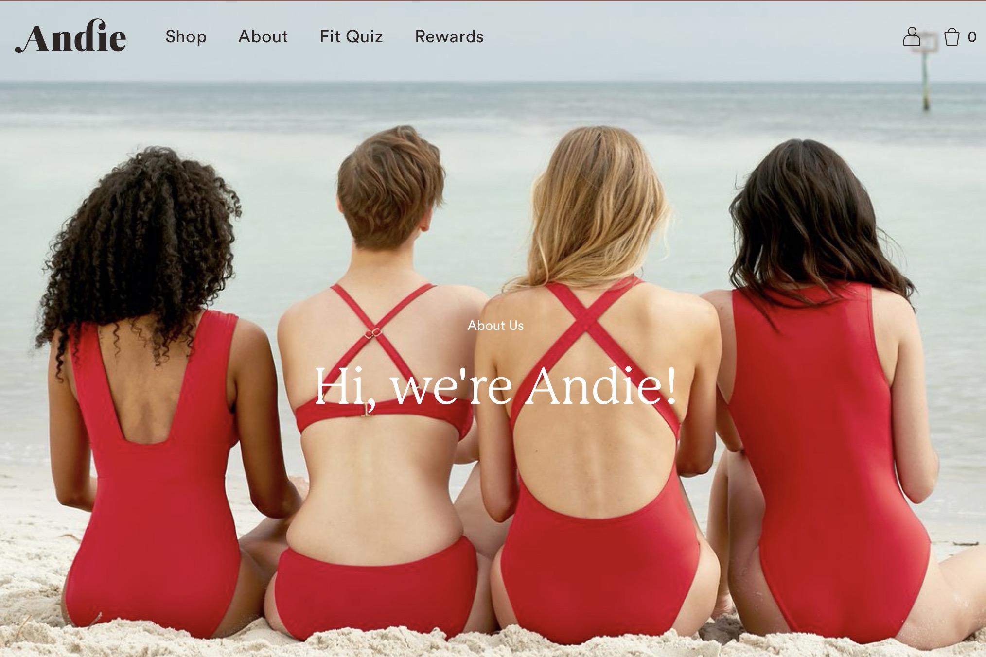 疫情期间大受欢迎,美国互联网泳装品牌 Andie Swim 完成650万美元A轮融资