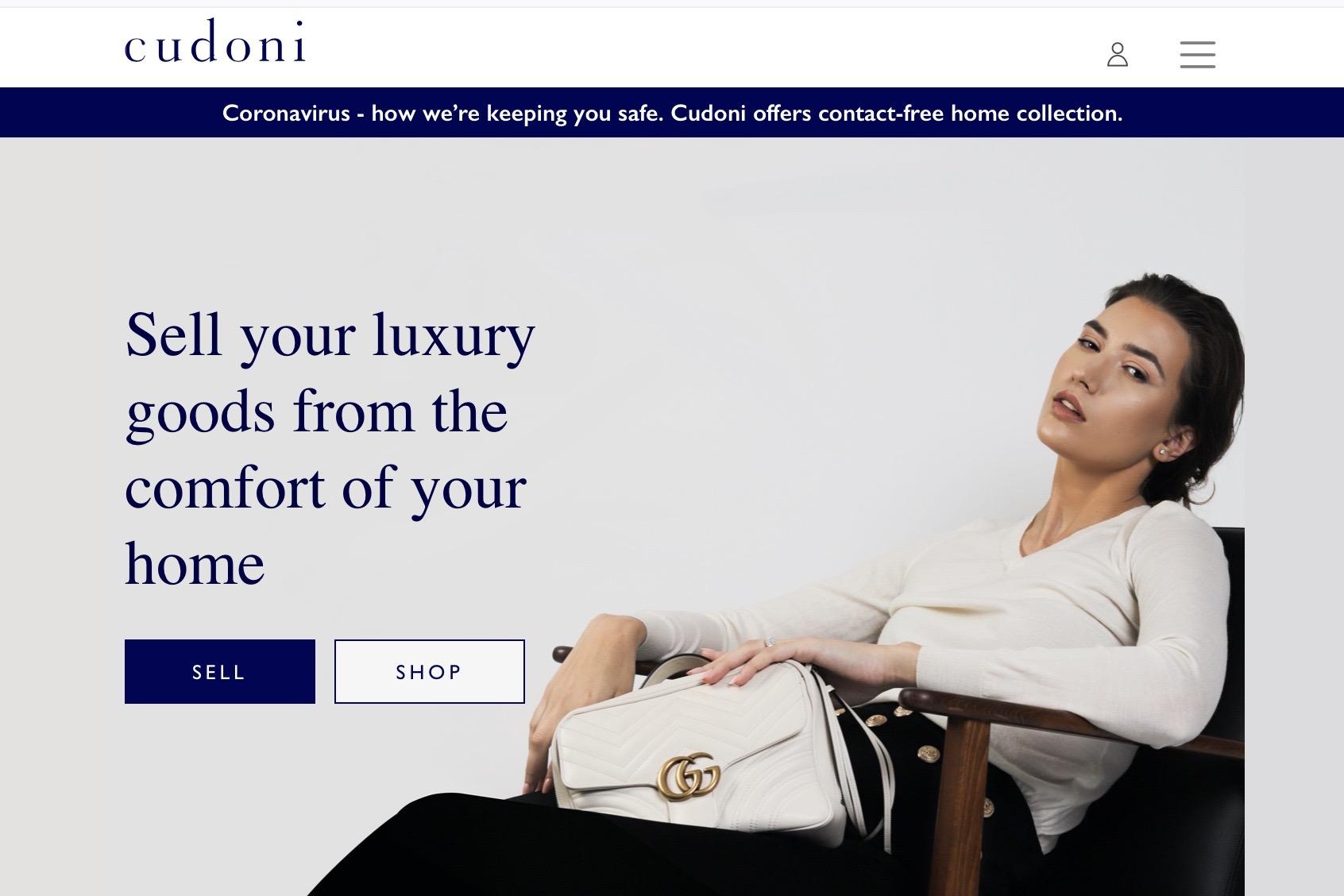 二手奢侈品转售平台 Cudoni 获国际投资者460万英镑投资