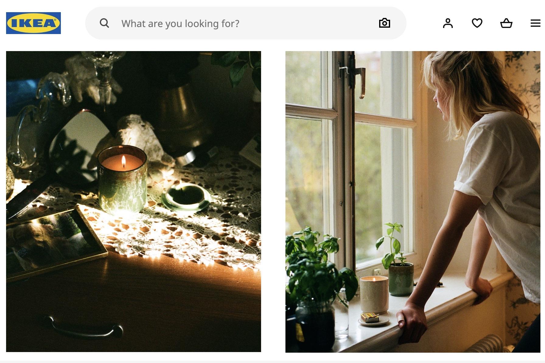 """瑞典香氛品牌 Byredo 创始人Ben Gorham 联手家具巨头宜家,推出 """"家""""的味道香薰蜡烛"""