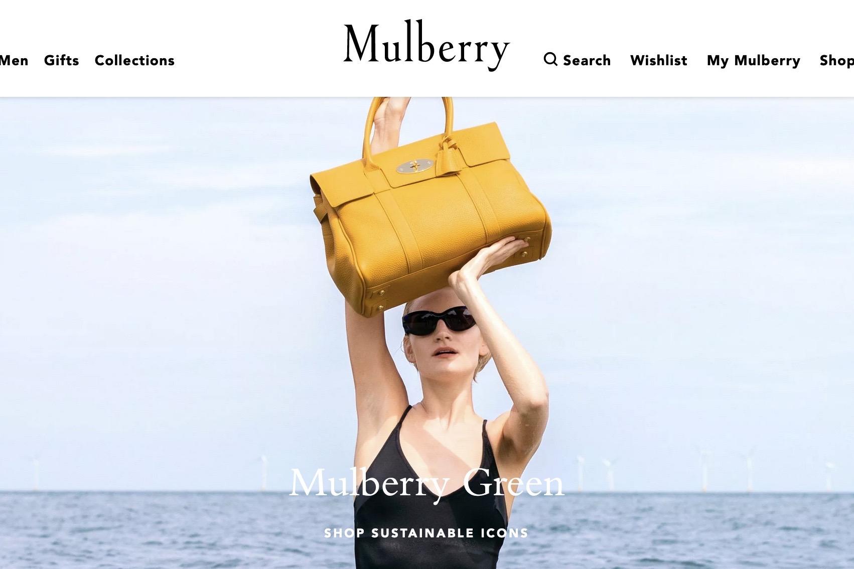 Mulberry最新年度财报:净销售额同比下降10%,但战略和运营取得重大进展