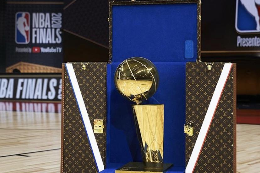Louis Vuitton 如何诠释 NBA篮球元素?双方达成合作后推出首个胶囊系列