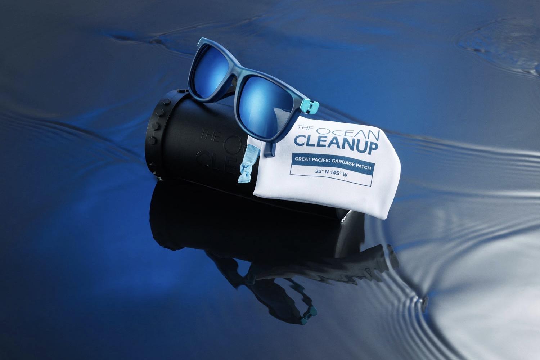 """买这样一副眼镜可以支持""""24个足球场""""面积海洋的塑料垃圾清理工作!"""