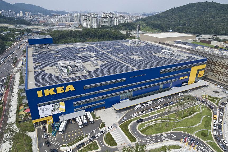 宜家 IKEA 业绩未受疫情太大影响,过去一年销售额仅微跌4%
