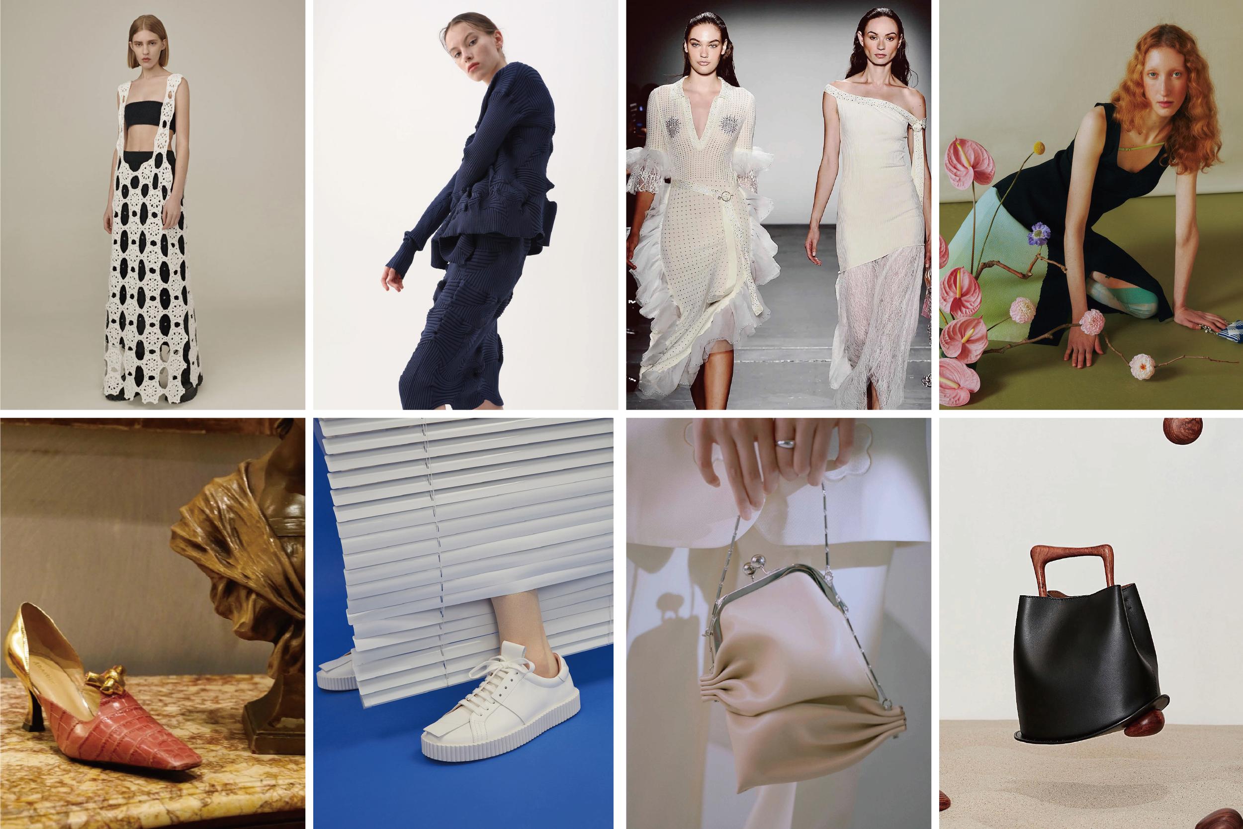 华丽观察|值得关注的19个新兴设计师品牌,来自针织、鞋履、包袋、首饰等四大细分品类