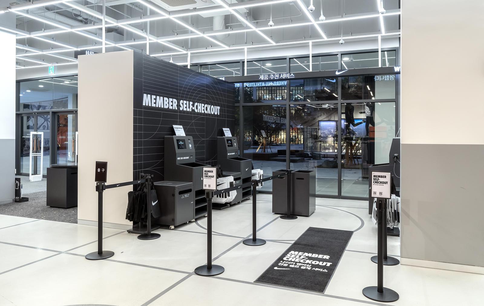 Nike 全新推出第五类零售概念店:Nike Unite,注重密切本地社区联系