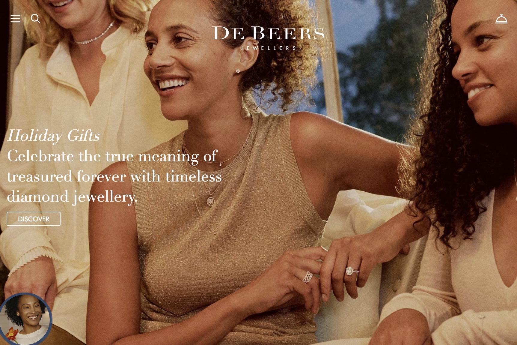 De Beers 钻石原石最新销售周期有所回升,中美两国市场需求稳定