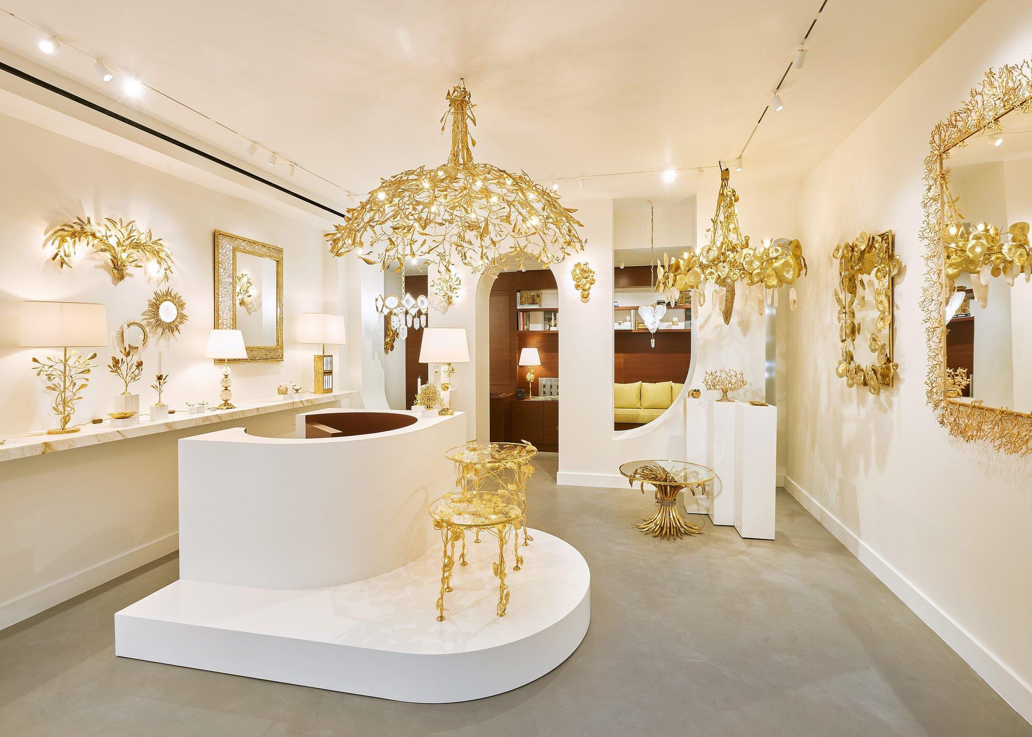 Chanel 旗下金银工坊 Goossens 涉足室内装饰,在巴黎开设精品店