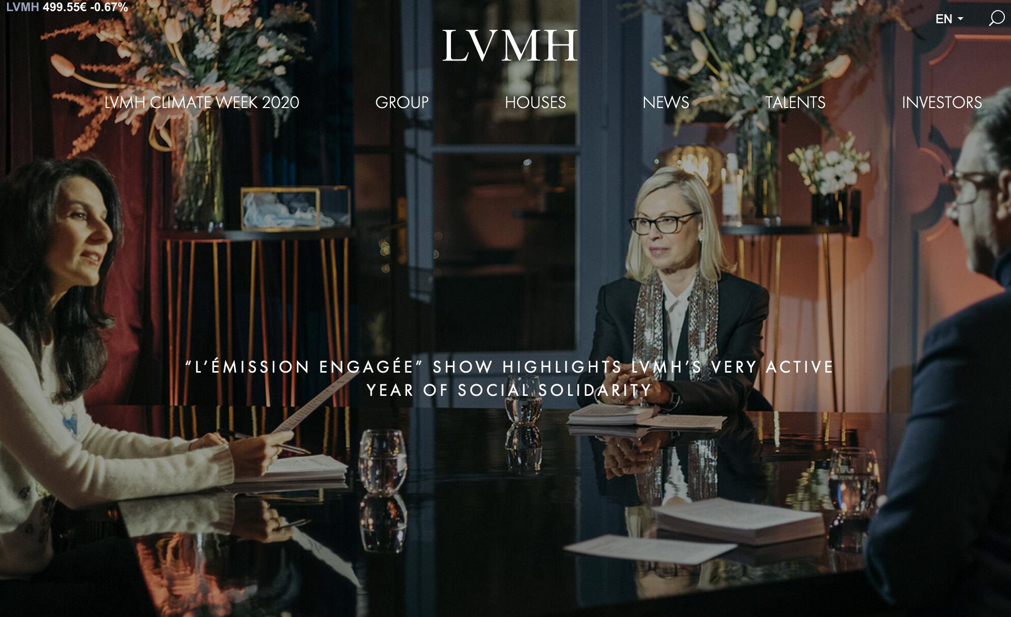 人事动向 | LVMH酒店部门 CEO兼管 Fendi 和 Loro Piana;Esprit 和 SuperDry 高层大变动