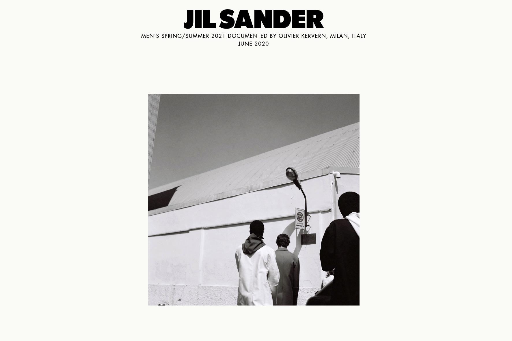 传:Jil Sander 品牌的所有权或再度易手