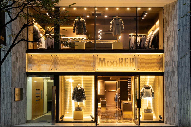意大利羽绒服品牌 MooRER 今年销售预计增长21%,发力美国和中国市场