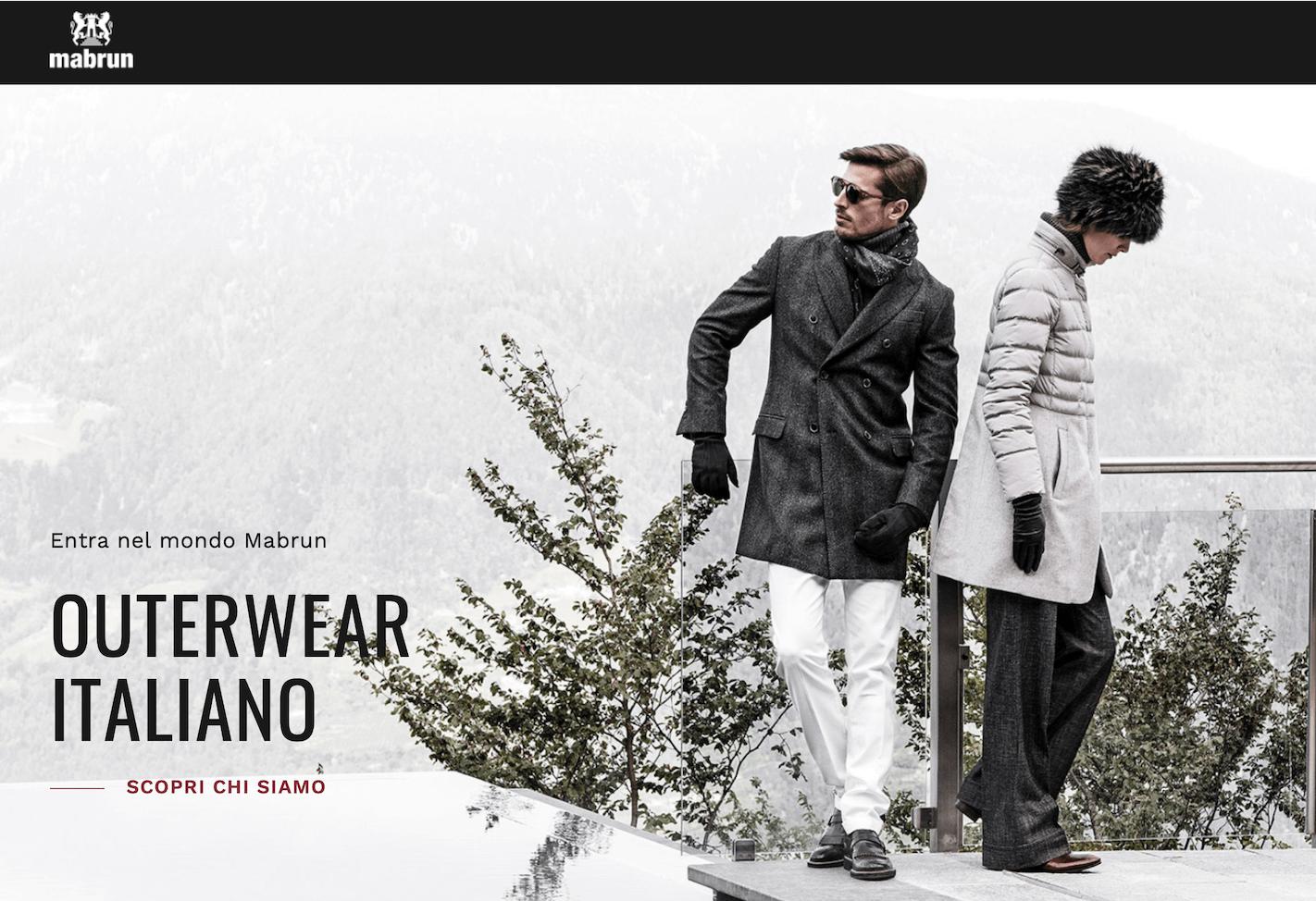 80多年历史的意大利运动服品牌 Mabrun 被I.M. Project收购,计划重新推出