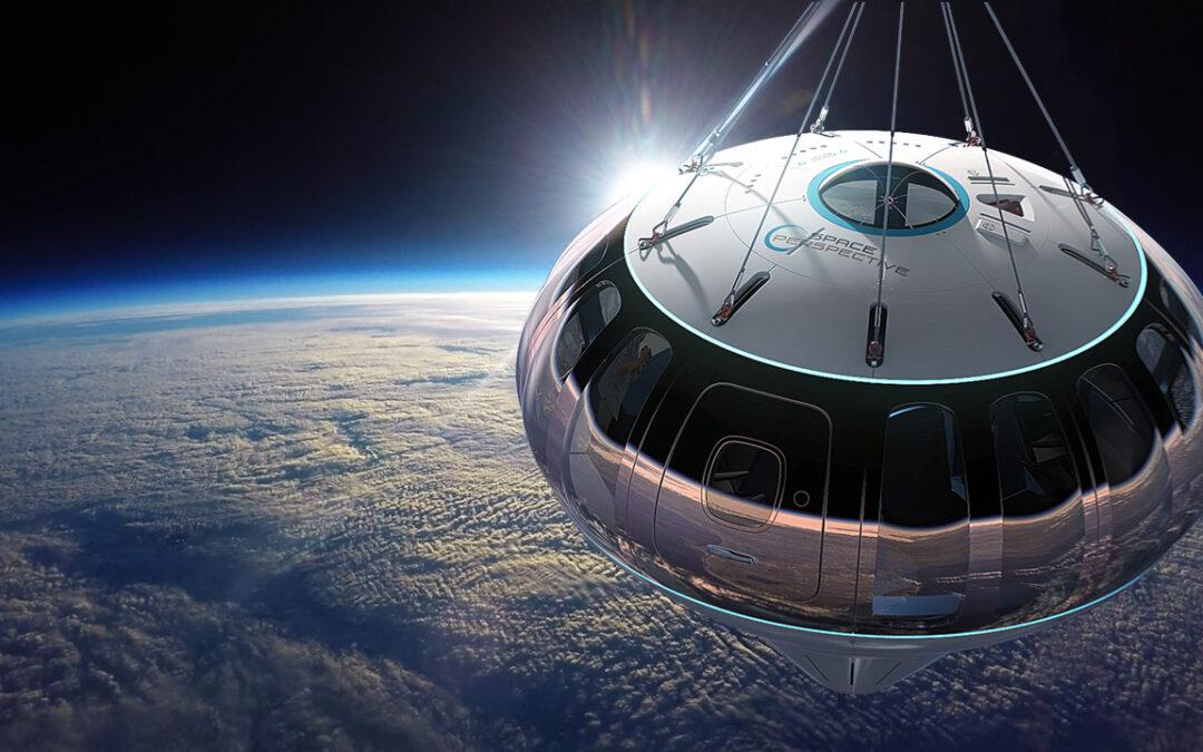太空旅行又添新玩家!创业公司 Space Perspective 获700万美元种子轮融资