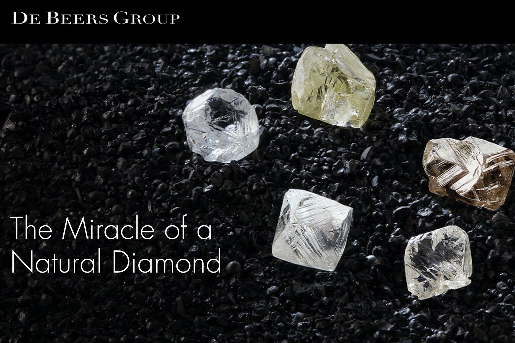 钻石珠宝消费回暖,De Beers 疫情以来首次上调钻石原石价格