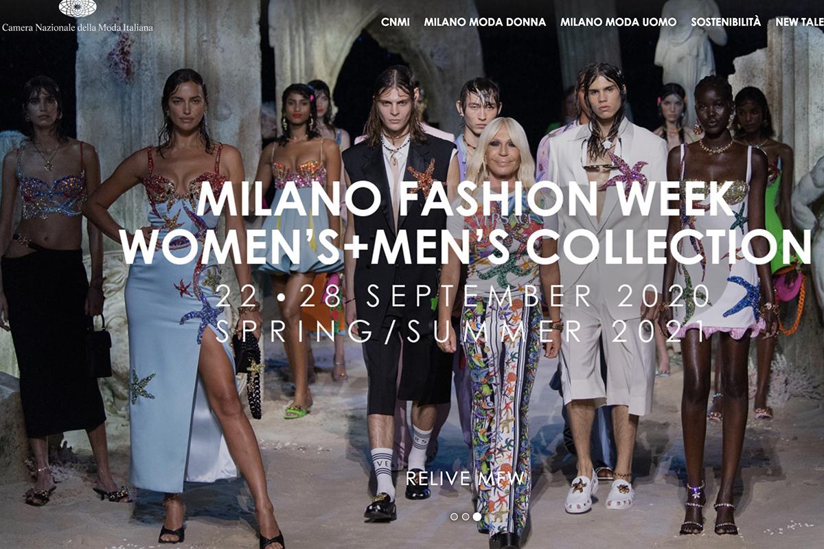 意大利国家时装商会预估:2021年意大利时尚行业营收将有6%-15%的增幅