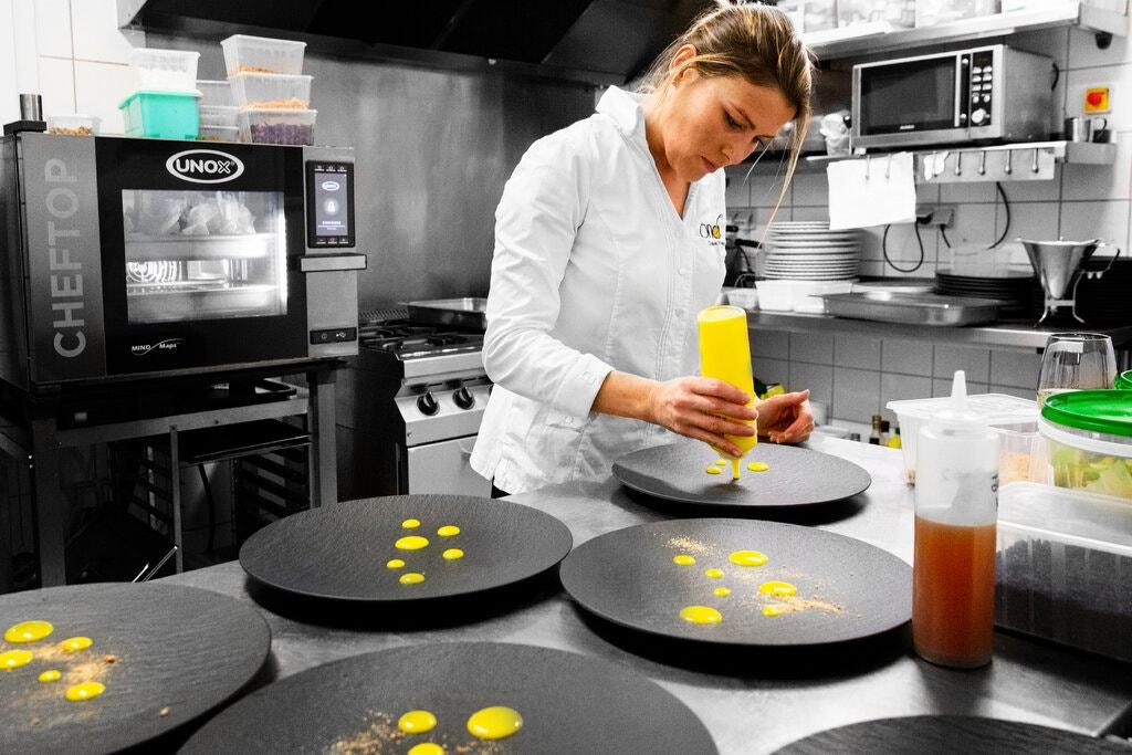 法国 ONA餐厅成为第一家获得米其林星级的素食餐厅