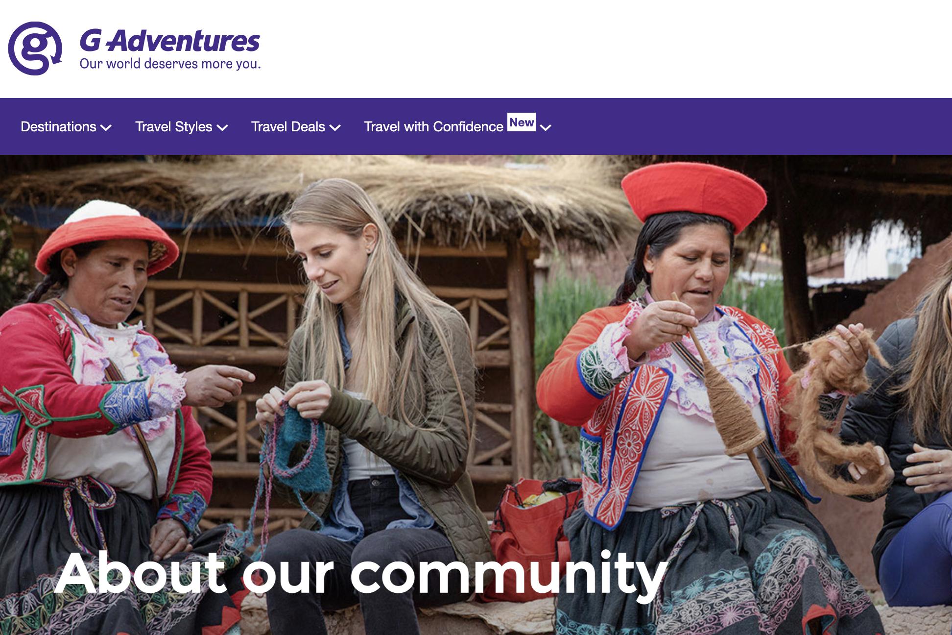 加拿大小团体探险旅游服务商 G Adventures 获私募股权公司 Certares 增长型投资