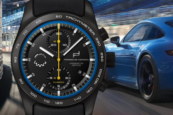 保时捷推出特别款腕表,只有911 GT3系列车主可以购买