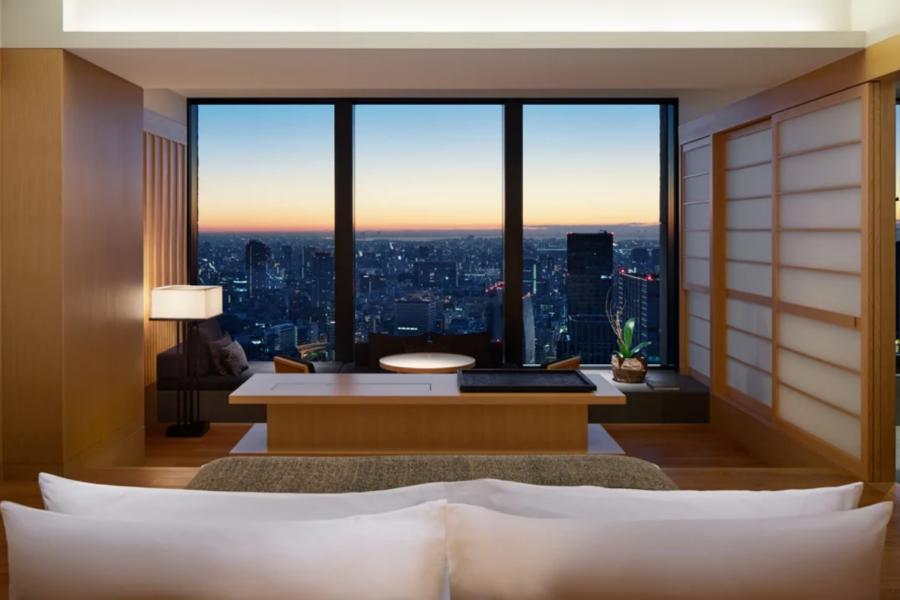 Aman 安缦酒店首个纯公寓项目将落户未来的日本最高楼