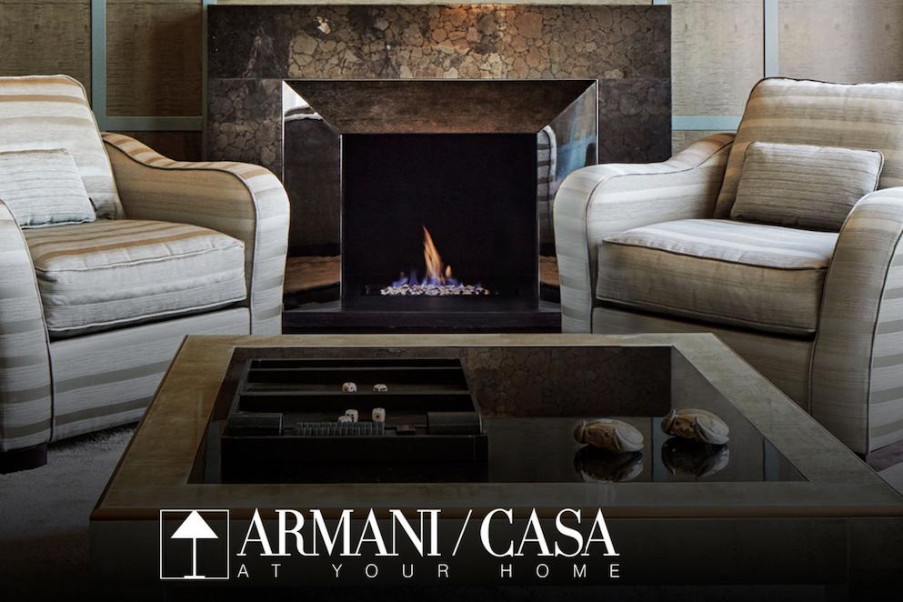 深度|是谁创造了 Armani 的奢华家居产品?