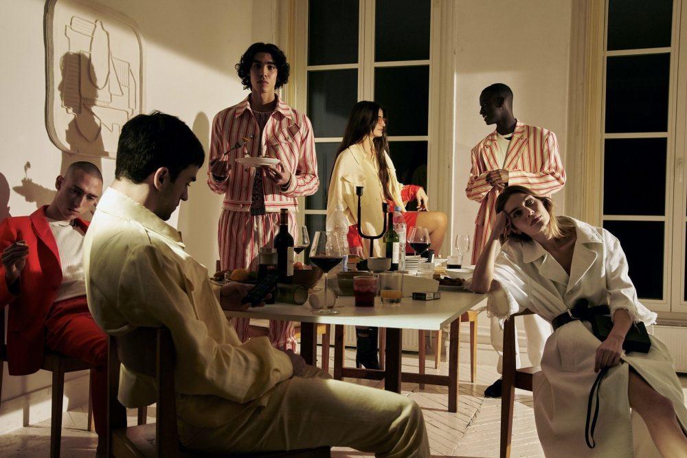 三月的巴黎女装周发布最新日程,7家中国设计师品牌参与