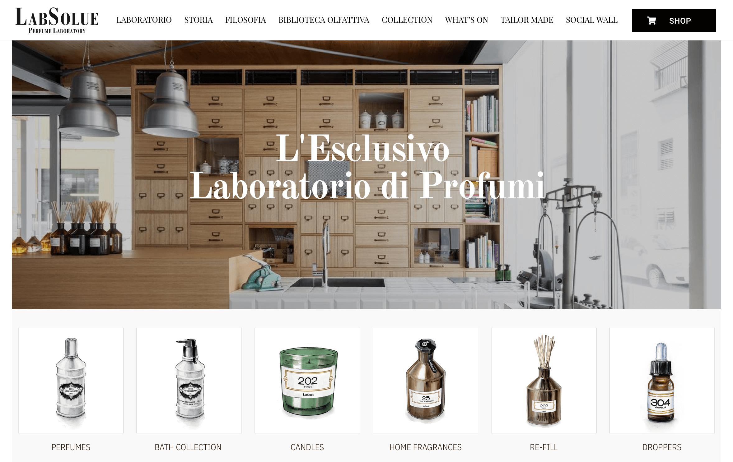 意大利香水制造商 ICR 创始人之女、香水界著名才女 Giorgia Martone 意外去世