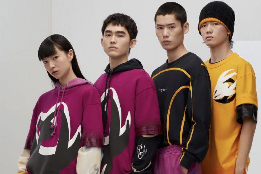 """H&M 第二次与中国设计师品牌合作,联手PRONOUNCE推出""""无性别""""系列"""