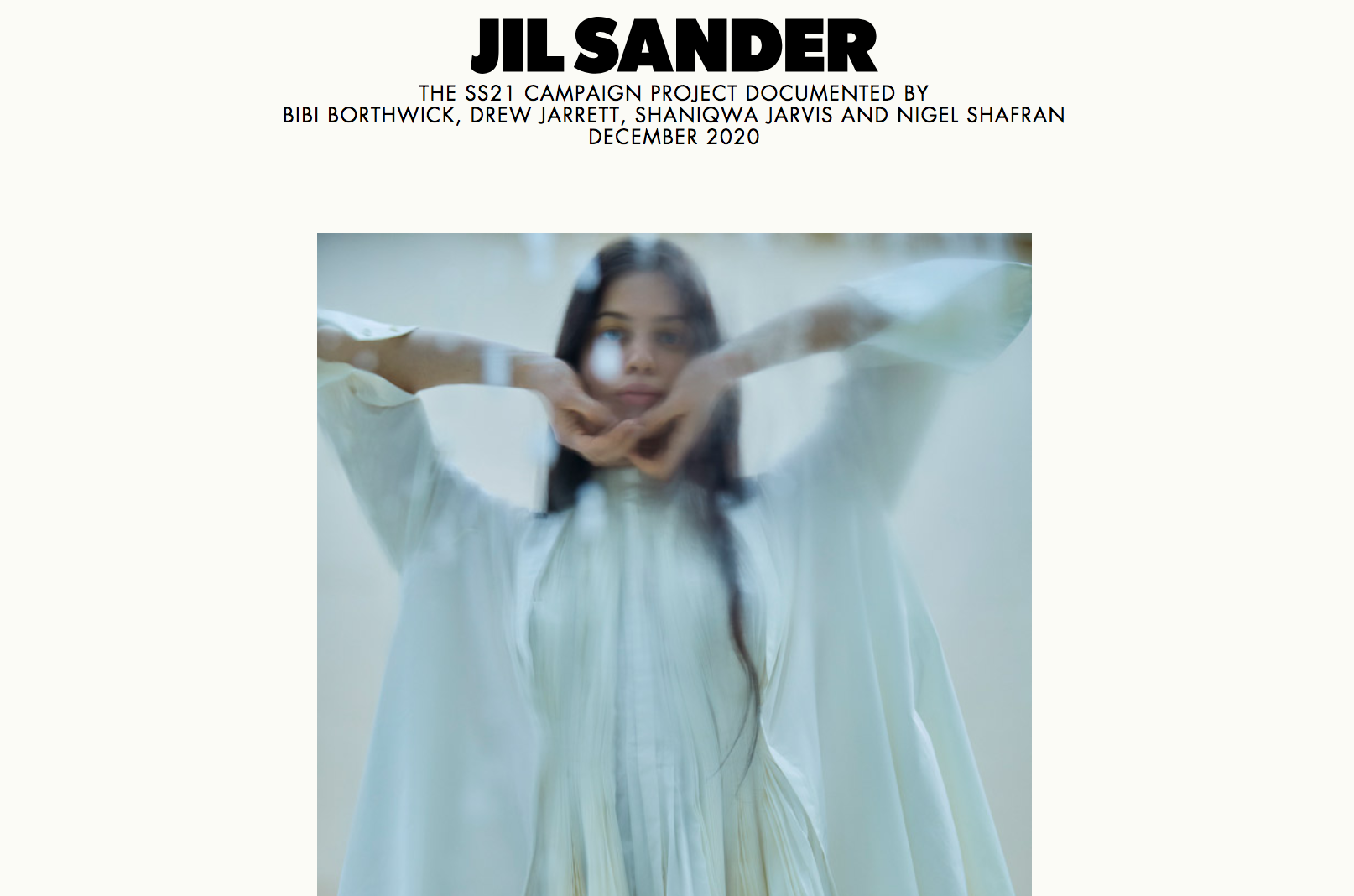 Jil Sander 品牌被意大利OTB集团收购,将与 Maison Margiela、Diesel 成为同门