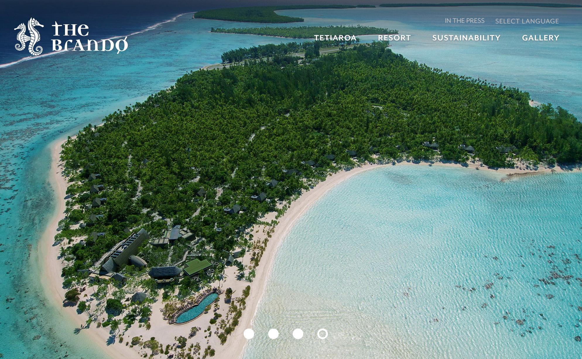 探秘马龙·白兰度的海岛度假村:如何让奢华旅行与环保同存?