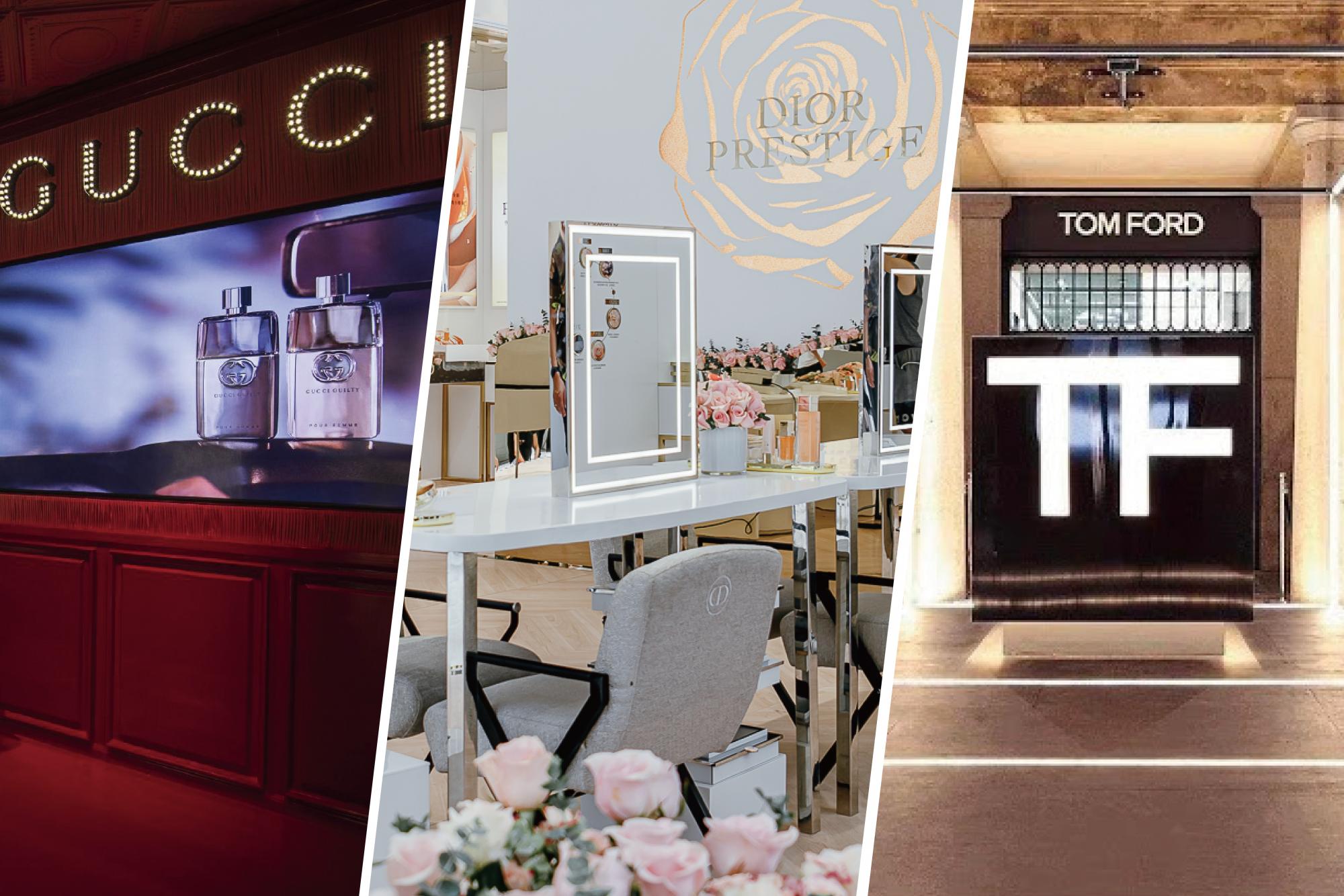 深度|高端美妆品牌在中国全面升级独立门店,从中可以看出哪些门道?