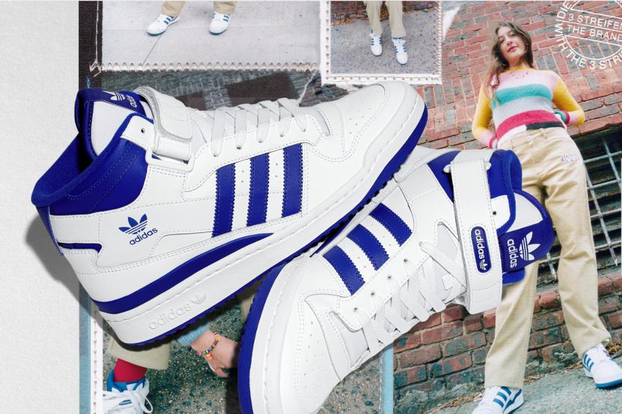 Adidas集团公布最新发展战略,去年第四季度销售增长 1%,库存大幅降低