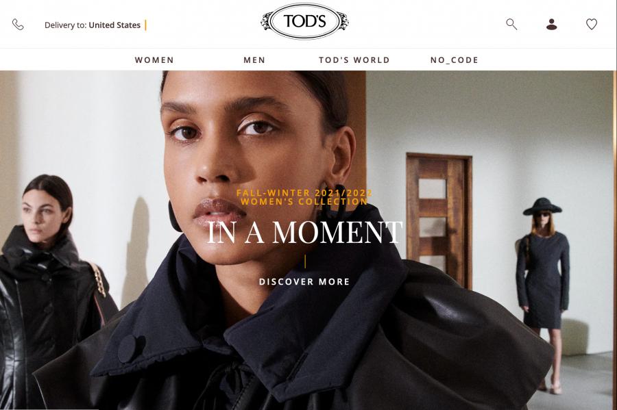 意大利奢侈品集团 Tod's 2020财年净亏损小于分析师预期