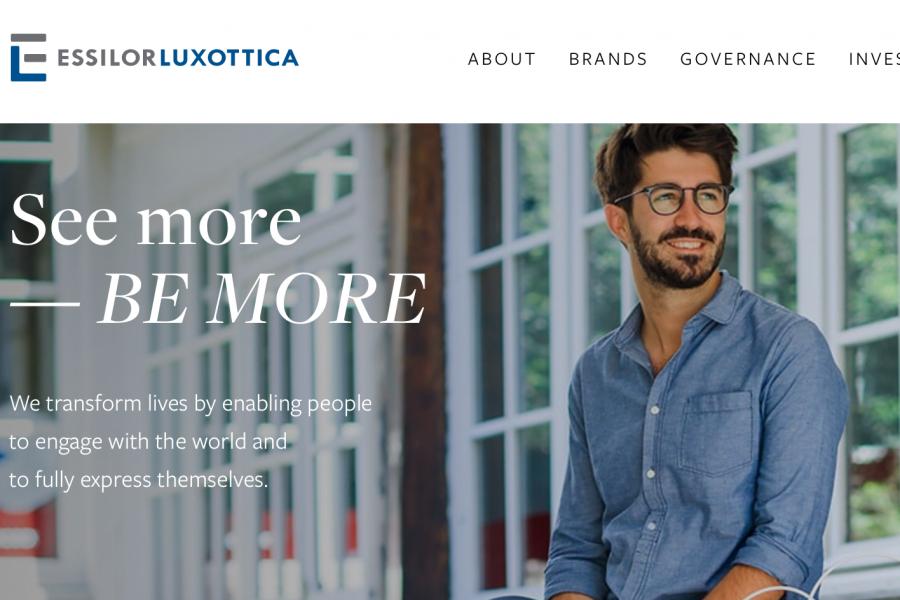 眼镜巨头EssilorLuxottica 获欧盟批准收购荷兰眼镜零售商 GrandVision