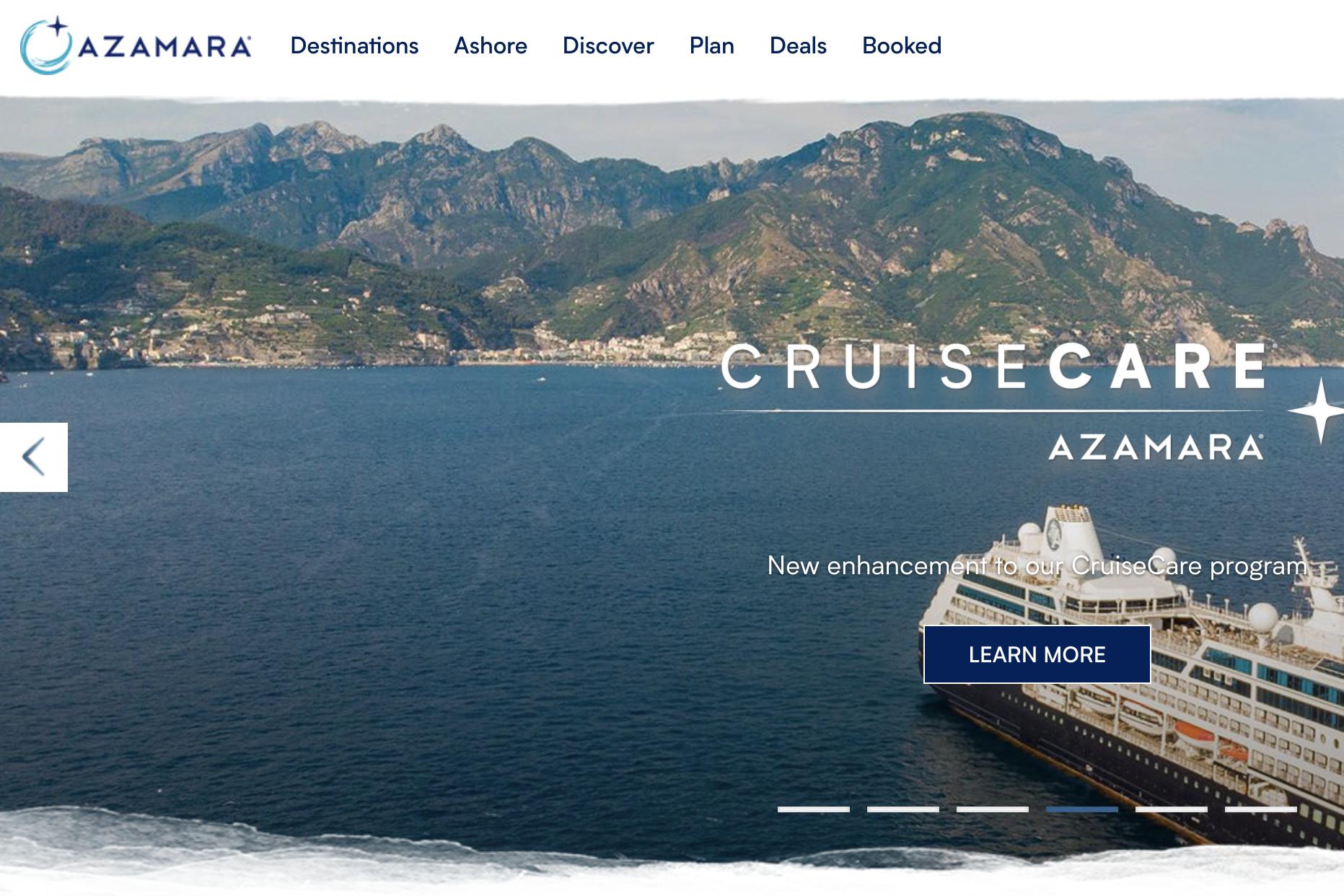 私募基金 Sycamore 以2.01亿美元收购皇家加勒比邮轮集团旗下高端邮轮品牌 Azamara