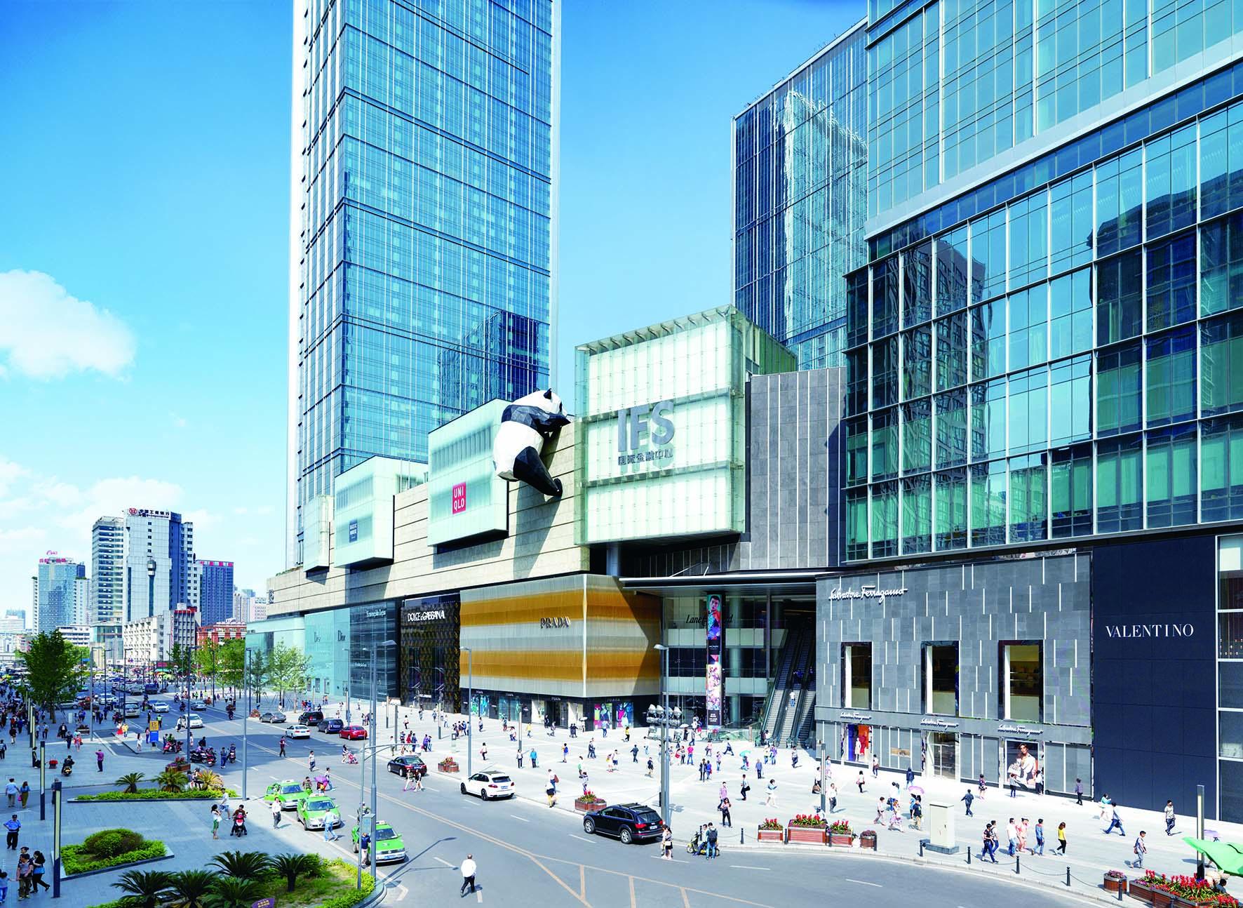 九龙仓集团发布2020年度财报:成都IFS引入品牌超120家,长沙IFS零售收入上涨42%
