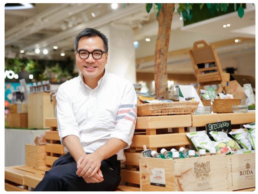 """杨大伟和他的 Green Monday 如何让新一代""""素肉""""打动亚洲消费者"""
