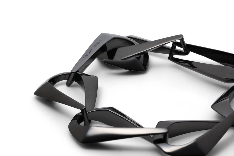 与独立珠宝设计师合作,山本耀司品牌推出全新珠宝系列