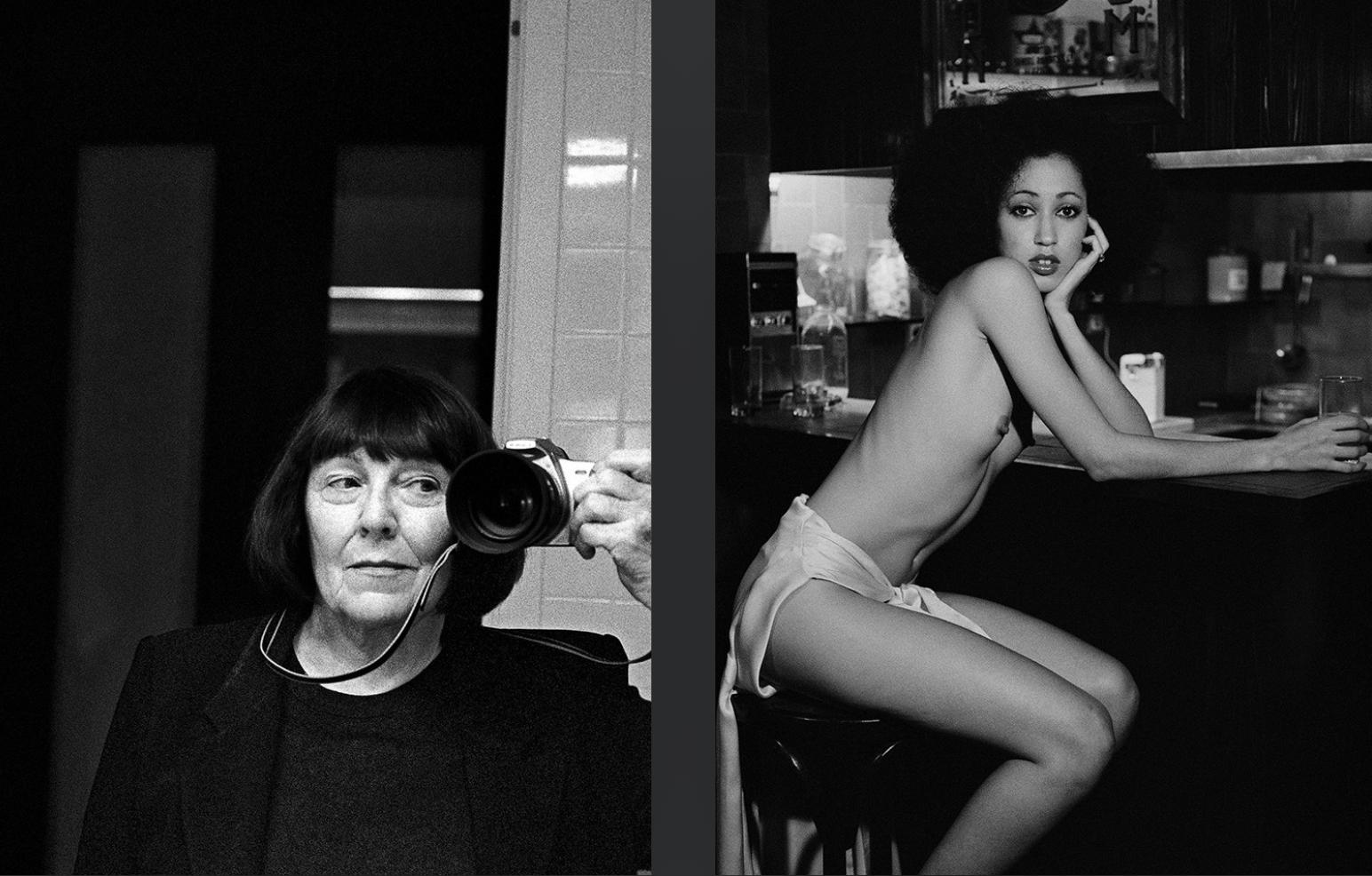 48岁入行,澳大利亚著名摄影师 June Newton 97岁高龄去世