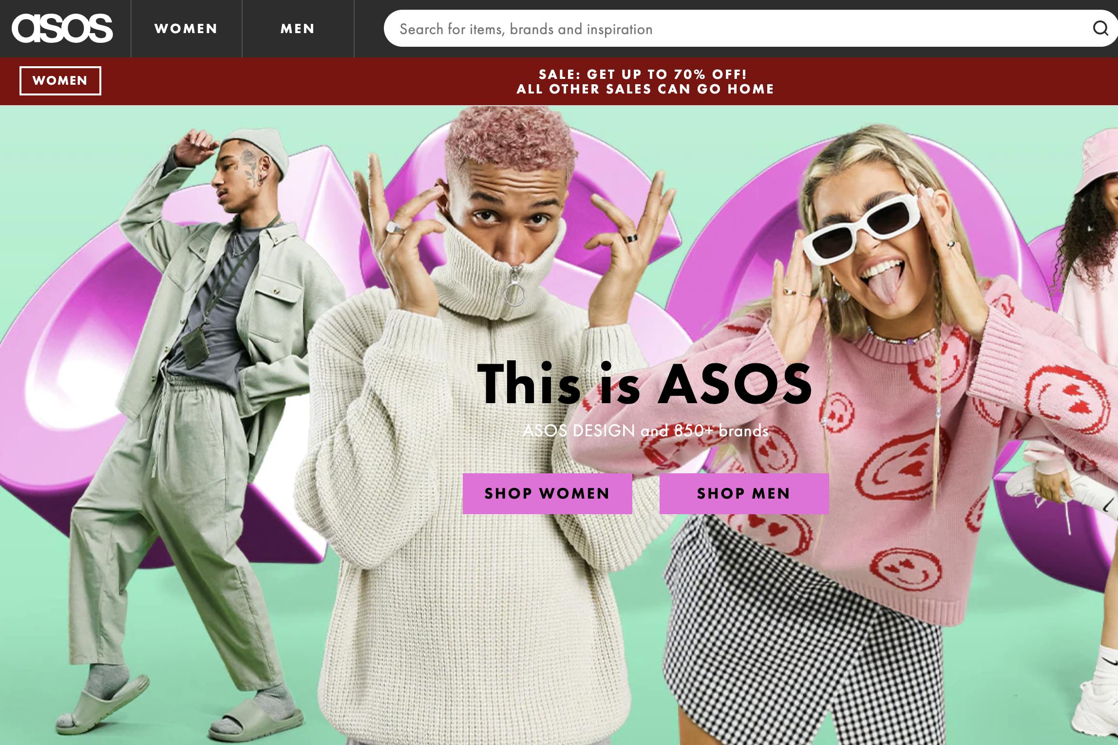英国时尚电商 ASOS 上半财年利润大增275%,拟通过债券筹资5亿英镑