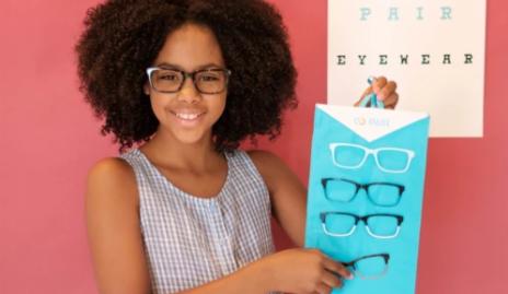 镜架随心换!美国互联网眼镜品牌 PAIR Eyewear 完成1200万美元A 轮融资