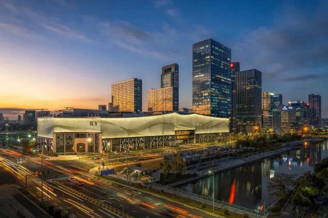 特写|92岁的日本百货巨头为何在中国宁波开出海外首家奢侈品百货?