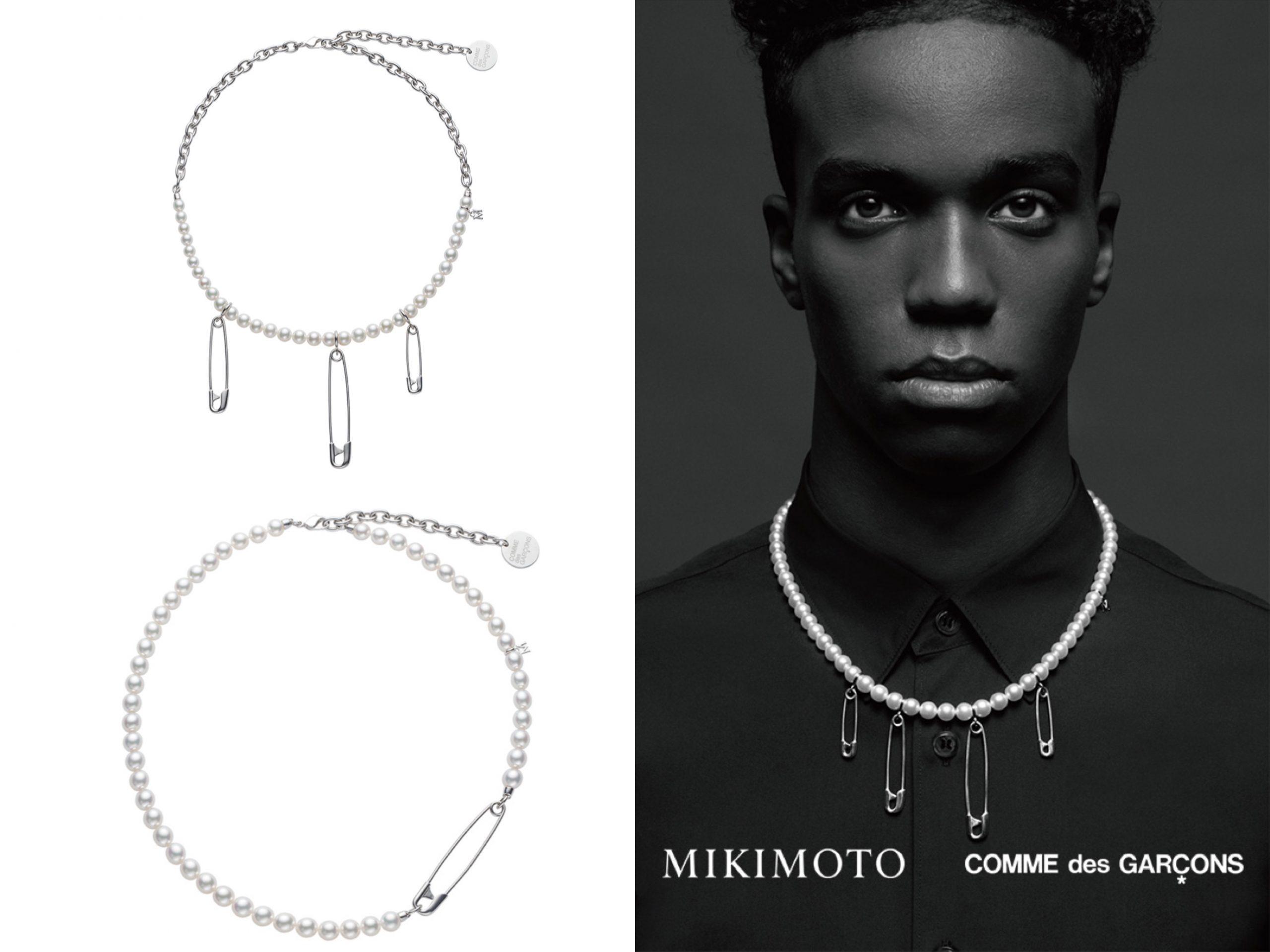 珍珠不再为女士专有!日本高端珠宝品牌 Mikimoto 如何开拓男性市场?
