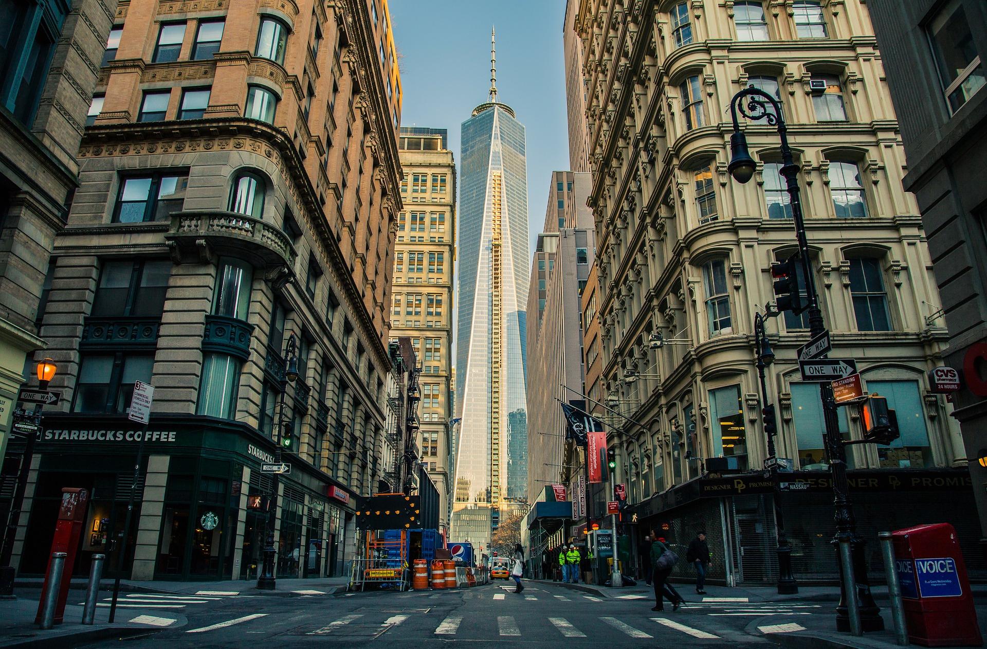 曼哈顿零售商铺租金在今年第一季度持续下跌
