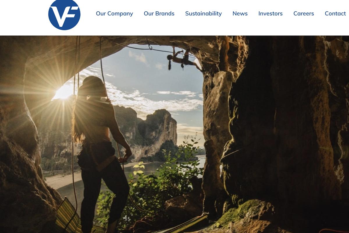 美国VF集团最新财报:上季度四大主力品牌全面反弹,大中华区销售同比大增81%