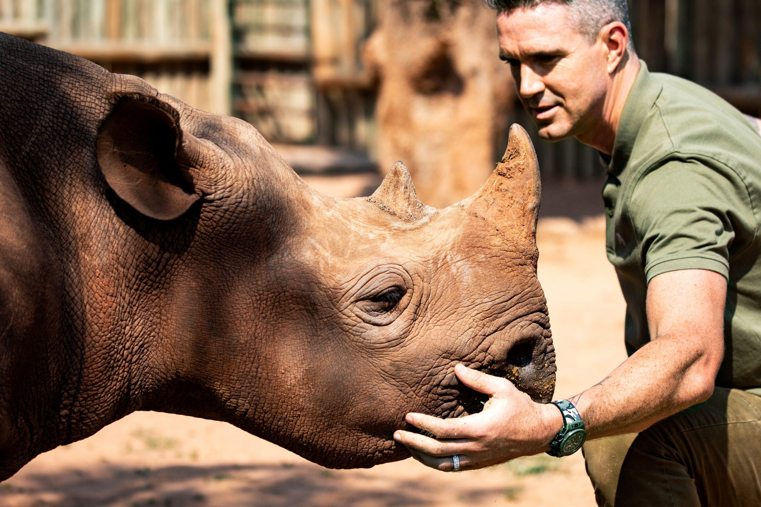 《华丽志》对话板球巨星 Kevin Pietersen:保护濒危动物,需要创业精神和专业态度