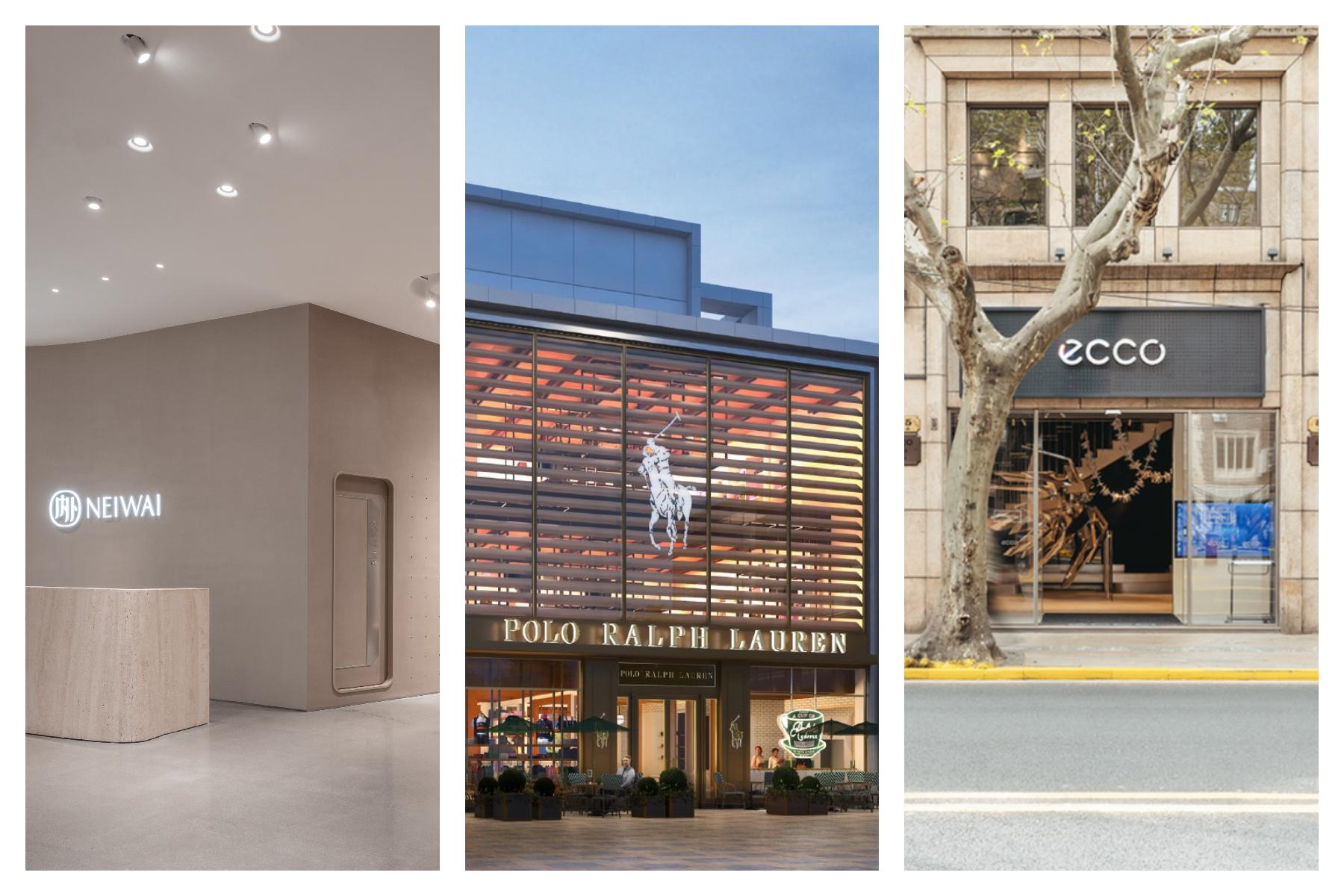 内外、Ralph Lauren、ECCO 的全新旗舰店透露了哪些时尚零售新动向?【 华丽志时尚门店新观察】